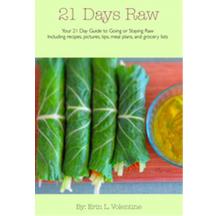 21 days raw