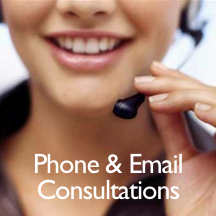 Phone & Email Consult 3