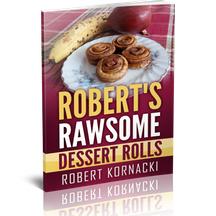 Robert's dessert rolls