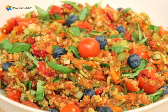 "veggie rice 8"""